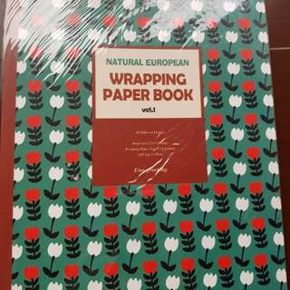 European Wrapping Paper Book Vol 1