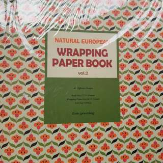 European Wrapping Paper Book Vol 2