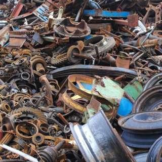 Scrap Metal Purchase/Transport