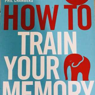 Best selling: How to train your memory