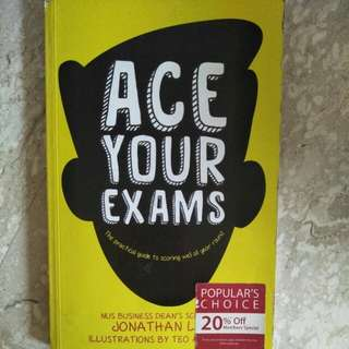 Ace Your Exams Educational Book