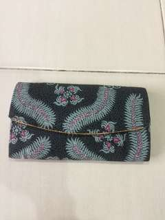 Batik wallet