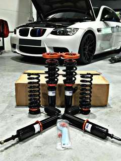 API Racing Type RS-R Coilovers (1 for 1 exchange)