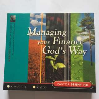 Managing your Finance God's Way by Pastor Benny Ho