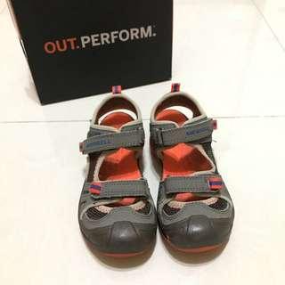 Merrell 兒童運動涼鞋-13M