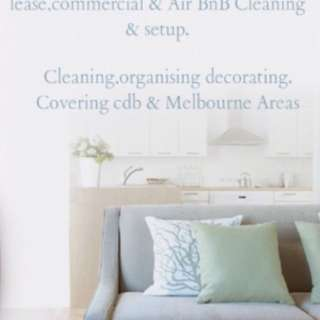 Housekeeping & Air bnb change over