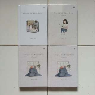 [Special Package] Stories for Rainy Days Vol 1-3