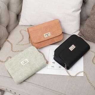 [PO] Simple Sling Bag