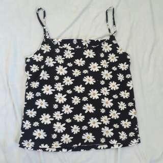 Daisy sleeveless top