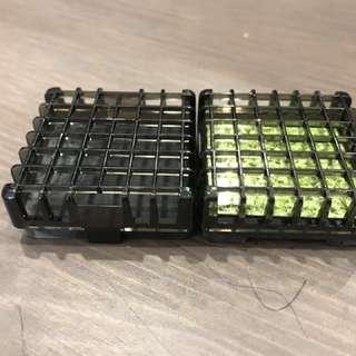 Mini Riccia plant trays