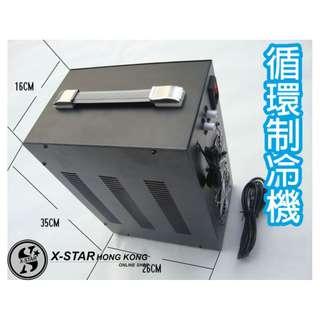 p239475 適合30L以下魚缸 迴圈冷水機電子製冷機 半導體水冷機