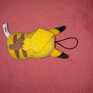 Pikachu keychain small