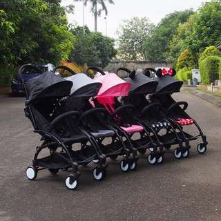 Stroller eom eclaire