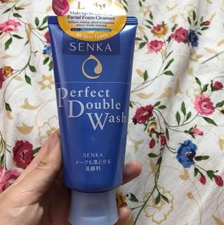 SENKA Perfect Double Wash