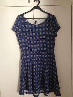 Blue dress bought from UK