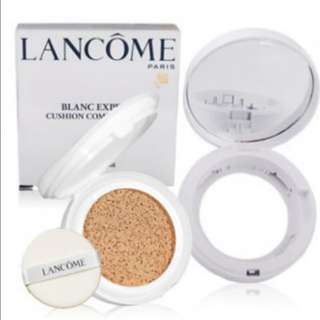 Lancome cushion compact refill O-01plus case