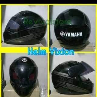 Yamaha fullface helmet vixion