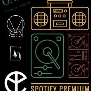 """Spotify premium life time """"promo akhir bulan"""""""