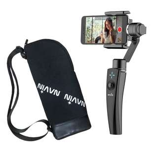 ProView S3 Smartphone Gimbal + Carrying Pouch