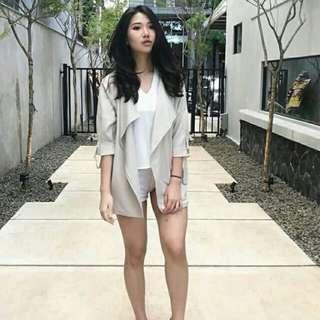 Pakaian Wanita Cardy Creamy