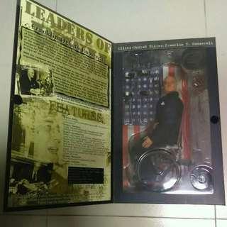 🚚 12吋2戰總統系列羅斯福