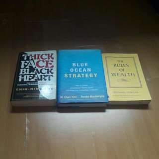 Self Help Books : Wealth And Business