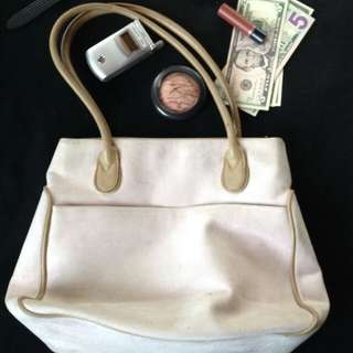 ALDO BABY PINK SUEDE SHOULDER BAG