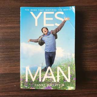 Yes Man Book