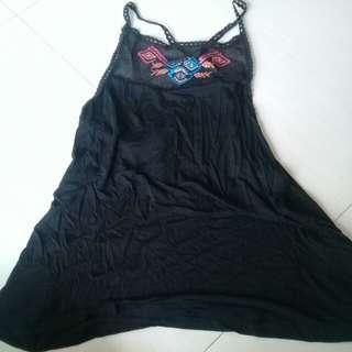 BN Black casual top