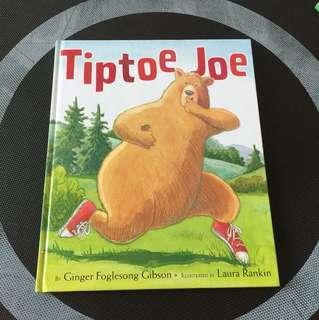 Tiptoe Joe. By Harper Collins children book