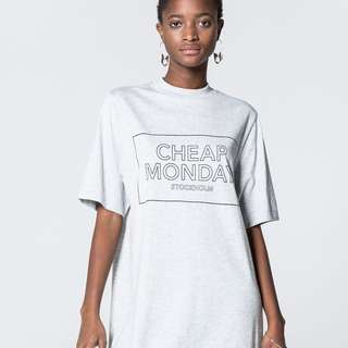 Brand new Cheap Monday T-shirt dress