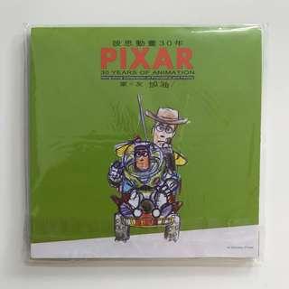 Pixar Memo 紙