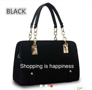 Sophisticated handbag