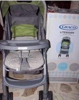 Graco literider lightweight stroller