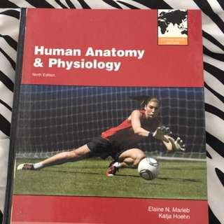 Anatomy/physiology textbook