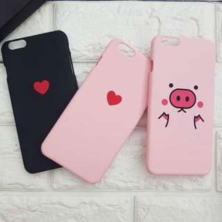 Back Case iPhone6+/7&7+/8&8+/10