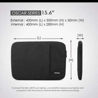 Pofoko Oscar Series 15.6 inch laptop sleeve BNIP
