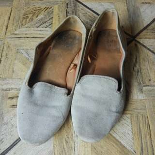 H&M Grey Flatshoes