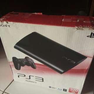 PS3 Slim HDD 320Gb