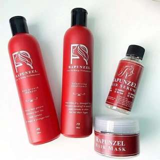 Rapunzel Hair Care Products