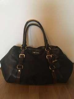 Original Prada calfskin Leather bag (limited edition)