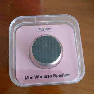 Challenger wireless speakers