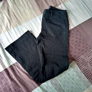 Theory for Scoop black pants