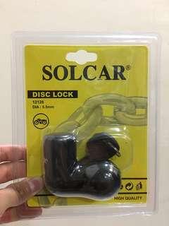 SOLCAR Disc Lock