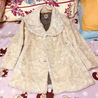 Miss Sixty 女士密封外 意大利製造 正品皮草外套
