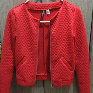 H&M Quilt Jacket