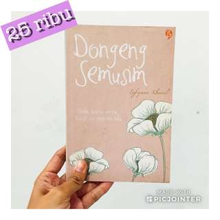 Buku dongeng semusim