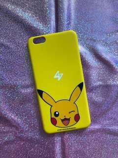 IPhone 6 Plus pikachu case