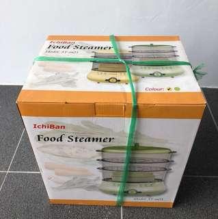 Brand new in box i Hoban food steamer multi purpose
