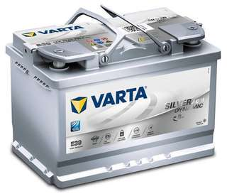 Varta AGM Battery